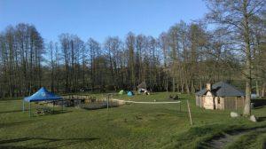 Wypożyczalnia kajaków Pod Świerkami, pole namiotowe w Czarnej Wodzie